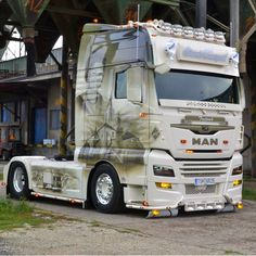 Show Trucks, Big Rig Trucks, Customised Trucks, Hot Black Women, Custom Car Interior, Truck Paint, Road Train, Heavy Truck, Truck Design