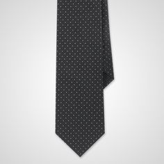 df94a57466d0 Straight blade pure silk Crombie ties are the epitome of English sartorial  elegance.