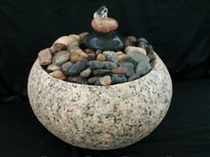 Stone Fountain by mainerockguy on Etsy, $450.00