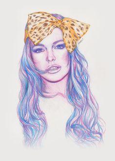 Lindsay Lohan by ennife