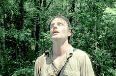 new episode of the walking dead was epic. but i missed him so badly. no Rick, no party! :( can't wait for next week.