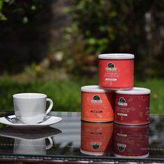 Hurrah!! We launch our amazing @greemattersec tea blends tins! Would you like to taste all? Do you like tropical fruits red fruits roses or lemongrass? then this is for you!  Unique and awesome 9 flavors only at www.greenmatters.ec Order now!! info@greenmatters.ec Use the hashtag #guayusarevolution and tag all your photos with our products! . #tropicalpunch #redfruits #lemongrass #lemonverbena #guayusarevolution #guayusalovers #cleanenergy #guayusa #amazon #communities #greenmattersprojects…