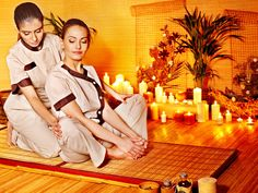 Headed to THAILAND? nothing beats a traditional thai massage .