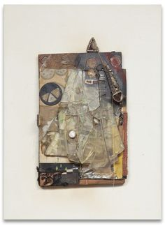 UNTITLED ASSEMBLAGE | Bruce Conner, UNTITLED ASSEMBLAGE (1960)