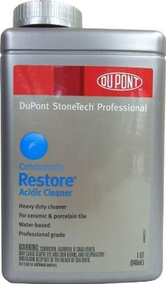 Stonetech Restore 1 Quart Conc Look