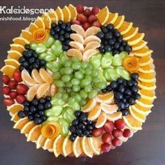Fruit Plate Photo 82