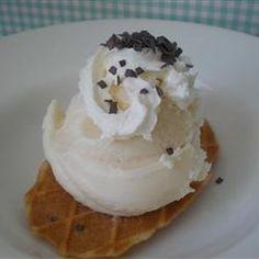 Ванильное мороженое (vanila Ice cream)