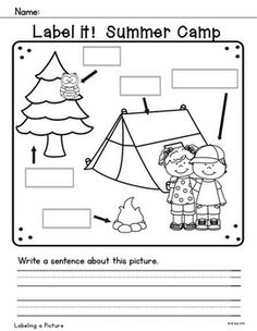 ... worksheets for : Summer Holiday Homework Worksheets For Kindergarten