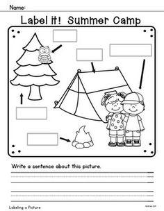 ... worksheets for : Summer Holiday Homework Worksheets For Kindergarten