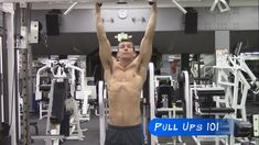 Training For Pull Ups 101 ♠ Lats and Serratus  Watch this Exercise Video Demo - the first in our Pull Ups 101 Series.  Don't forget to subscribe on YouTube