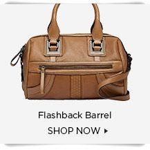 Love a great barrel bag <3