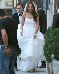Amber Stevens Marries Former Greek Costar Andrew J. West & Got Wedding Ready with Bikini Cleanse!  Photos - Us Weekly #bikinicleanse #bikinibride #amberstevens