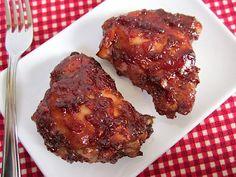 raspberry chipotle bbq chicken