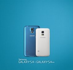 Samsng Galaxy S5 and S5 mini