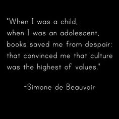 simone de bouvier quotes | ...simone de beauvoir