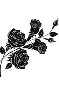 Heres The True Meaning Behind The Alluring Black Rose Tattoo