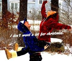 Love Relationship Cute Christmas Couple
