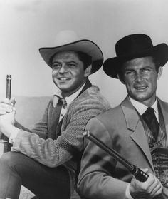 The Wild Wild West - Artemus Gordon (Ross Martin ) and James T. West (Robert Conrad)