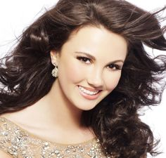 Miss Maryland Teen USA Hannah Brewer