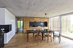 Manuela Fernandez Langenegger Designs a Contemporary Home in Nürtingen, Germany