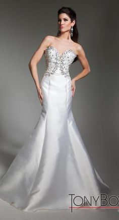Tony Bowls Collection Dress 213C05 | Terry Costa Dallas #TonyBowls @Terry Costa