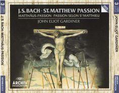 Johann Sebastian Bach - Matthaus Passion - THE masterpiece, THE Music. (MP)