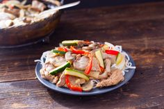 My friends mom is Chinese and living in Hong Kong, and she sent my friend this family recipe, at my request, because I couldnt find a good one on the internet, and I asked him if his mom had a special recipe.  If you love Lo Mein and want to make an authentic Chinese recipe for it, then this is it! You can find the noodles in your neighborhood Asian Market and maybe in the International section of your local supermarket. If you cant find fresh (chinese) noodles, then use the dry noodles…