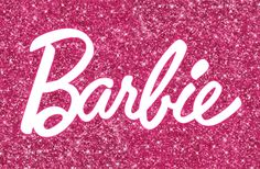 Pink glitter Barbie wallpaperYou can find Barbie and more on our website. Barbie Life, Barbie World, Barbie And Ken, Barbie Barbie, Barbie Princess, Barbie House, Barbie Dress, Motif Polo, Bolo Barbie