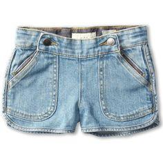 Designer Clothes, Shoes & Bags for Women Girls Denim Shorts, Girls Pants, Cute Fashion, Girl Fashion, Types Of Jeans, Stella Mccartney Kids, Toddler Girl Outfits, Hot Pants, Big Kids
