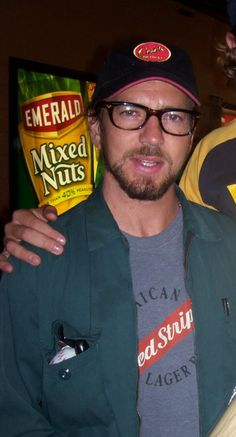 I m mixed nuts too. Nuts about Eddie Vedder. Pearl Jam Eddie Vedder 96b44fbb0