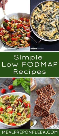 Paleo, vegan, and low FODMAP. Dieta Fodmap, Ibs Fodmap, Fodmap Foods, Fodmap Recipes, Healthy Recipes, Diet Recipes, Ibs Recipes Dinner, Recipes For Ibs, Crohns Recipes