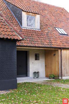 VIAZ architecten - Project OB, nieuwbouw woning in Schoten - Hoog ■ Exclusieve woon- en tuin inspiratie.