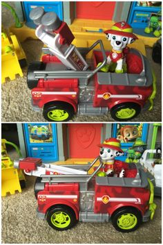 Faithful Mini Fireman Toy Fire Truck Car Boy Educational Toy Christmas Birthday Gifts Childrens Vehicles Toys Toys & Hobbies
