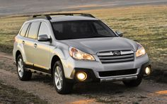 2014 Subaru Outback..Trading my 2009 in for this tomorrow, possibly! I love Subaru's!