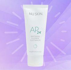 #nuskin #ap24 #teethwhitening #toothpaste