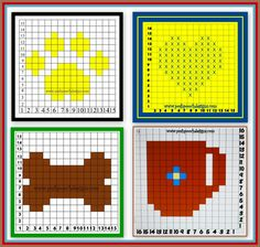 Posh Pooch Designs Dog Clothes: C2C Pixel Graph Dog Blanket Crochet Pattern and Video | Posh Pooch Desgins
