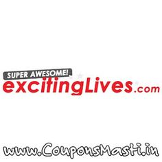 Get the most innovative and different gifts for corporate and individual gifting at discount with #Exciting_Lives_coupons, #Exciting_Live_discount_deals and #Exciting_Live_promo_codes and save more.