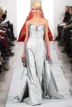 Vestidos de Oscar: predicciones Glamour para la red carpet Margot Robbie en Oscar de la Renta.