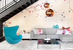 Design Within Reach Buckhead Bedroom - modern - kids - atlanta - by Habachy Designs