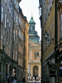 Stockholm old town by Joe_Gustafson on 500px ,Sweden