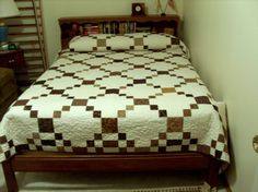 Puss in Corners Quilt by prairiequilter1 on Etsy