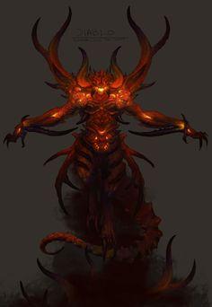 Diablo III - Diablo Concept 6