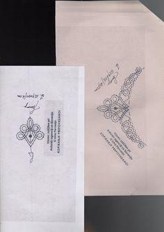disegni tombolo - Fabiana Calafune - Picasa Web Album Lace Earrings, Lace Jewelry, Needle Lace, Bobbin Lace, Romanian Lace, Lacemaking, Lace Heart, Irish Crochet, String Art