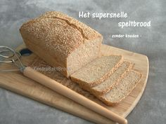 Thermomix Bread, Pan Relleno, Sandwiches, Bread Cake, Easy Bread, Eat Dessert First, Healthy Baking, Plant Based Recipes, Granola