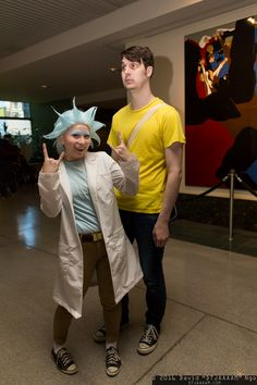 rick and morty halloween costume contest at costume works com
