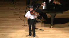 [Bohm, Perpetual Motion]—See more of this young violinist #from_wolfgangviolin #MenuhinCompetitor