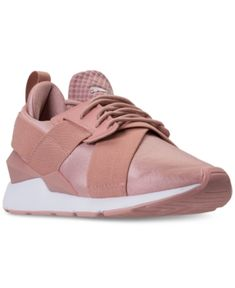 ea36a376bd8 Puma Women s Muse Satin EP Casual Sneakers from Finish Line   Reviews -  Finish Line Athletic Sneakers - Shoes - Macy s