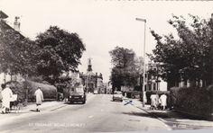 Chorley st thomas road