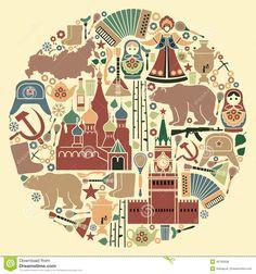 russian-icons-form-circle-symbols-russia-45792608.jpg (1300×1390)
