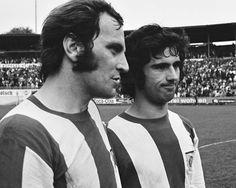 Franz Roth et Gerd Müller